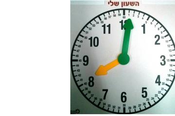השעון שלי