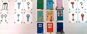 תשע דלתות